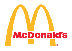 McDonald's is an American fast food company.