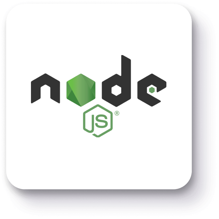 Our Node.Js Backend Developers are happy to help you with your project!