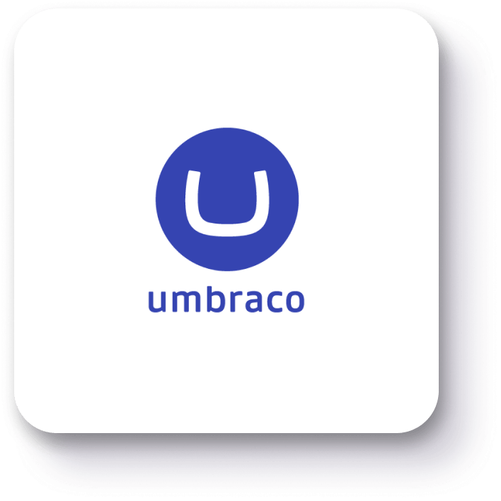 Our Umbraco certified developers are ready to help you with your project!