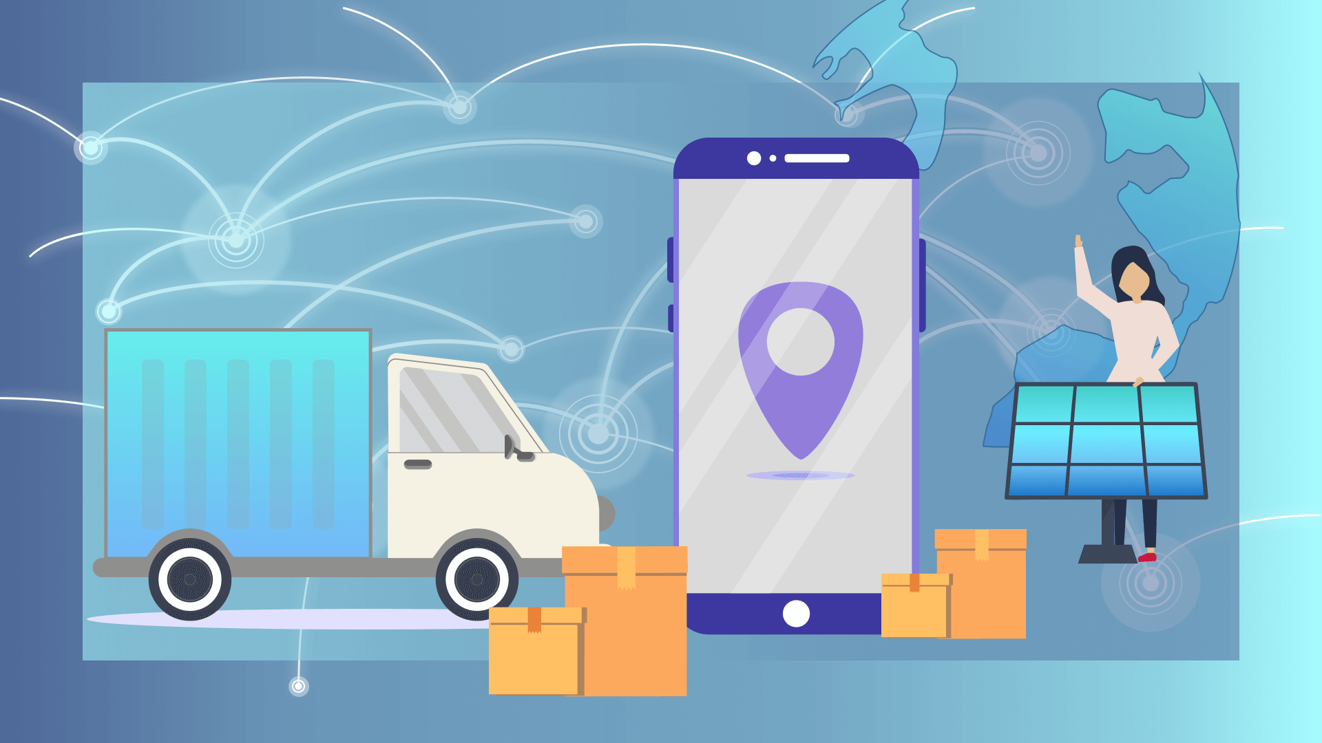 How We Developed Logistics Delivery App for the UK Marketplace