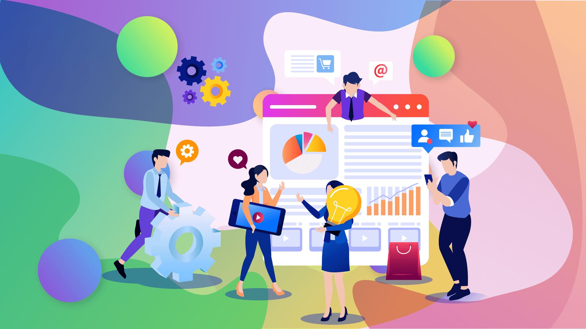 Social Media Platform Features