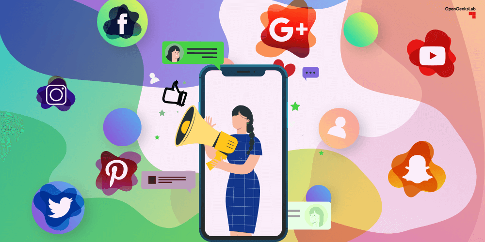 Social Media Platform Preview
