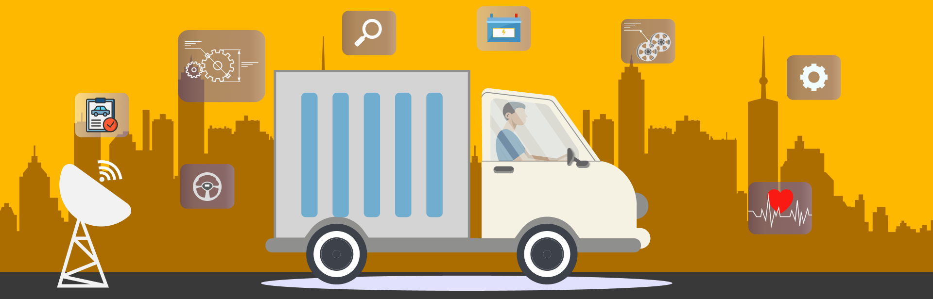 Real-Time Transport Diagnostics via IoT