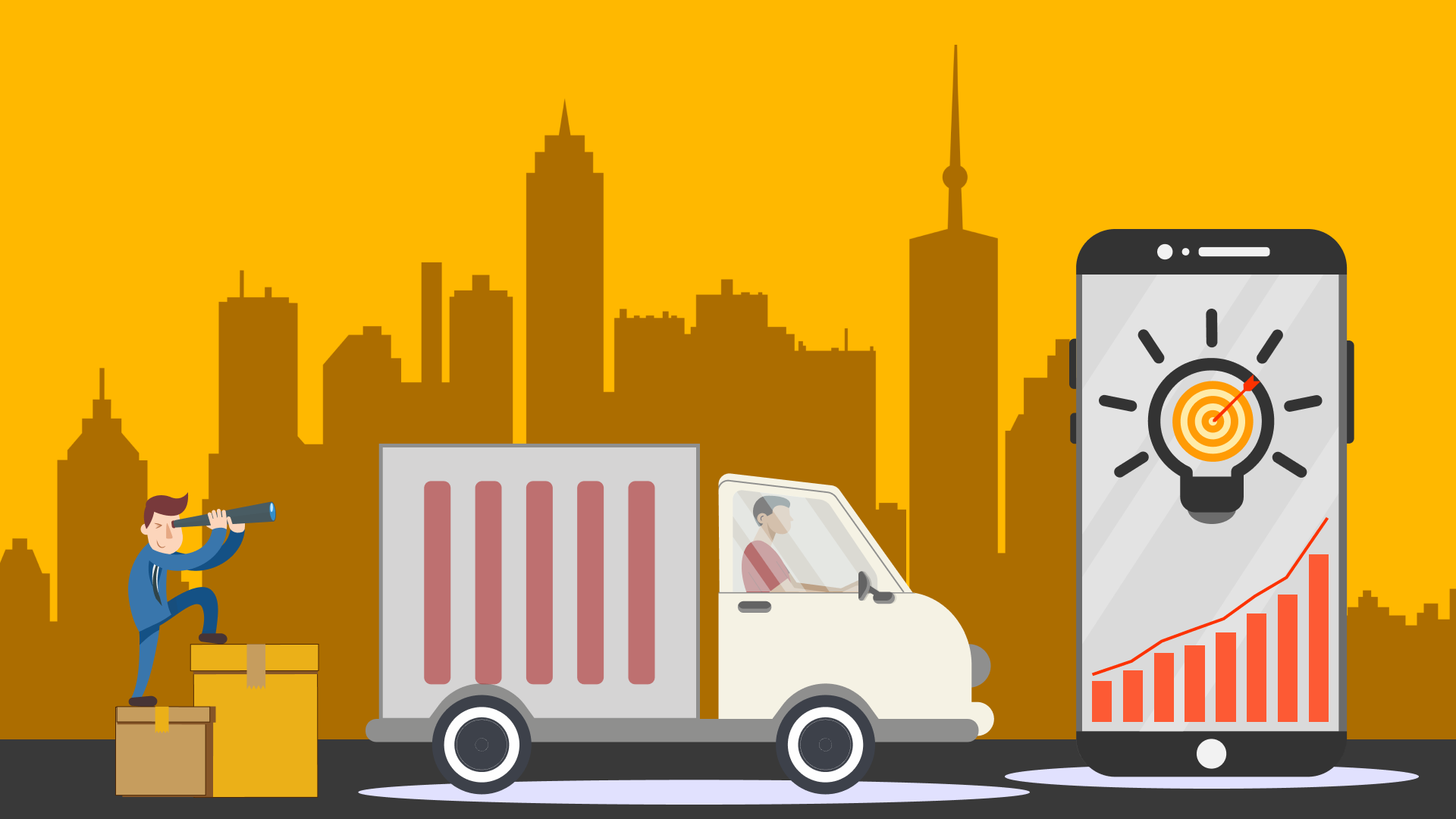 Top 10 IoT Solutions Shaping Smart Logistics