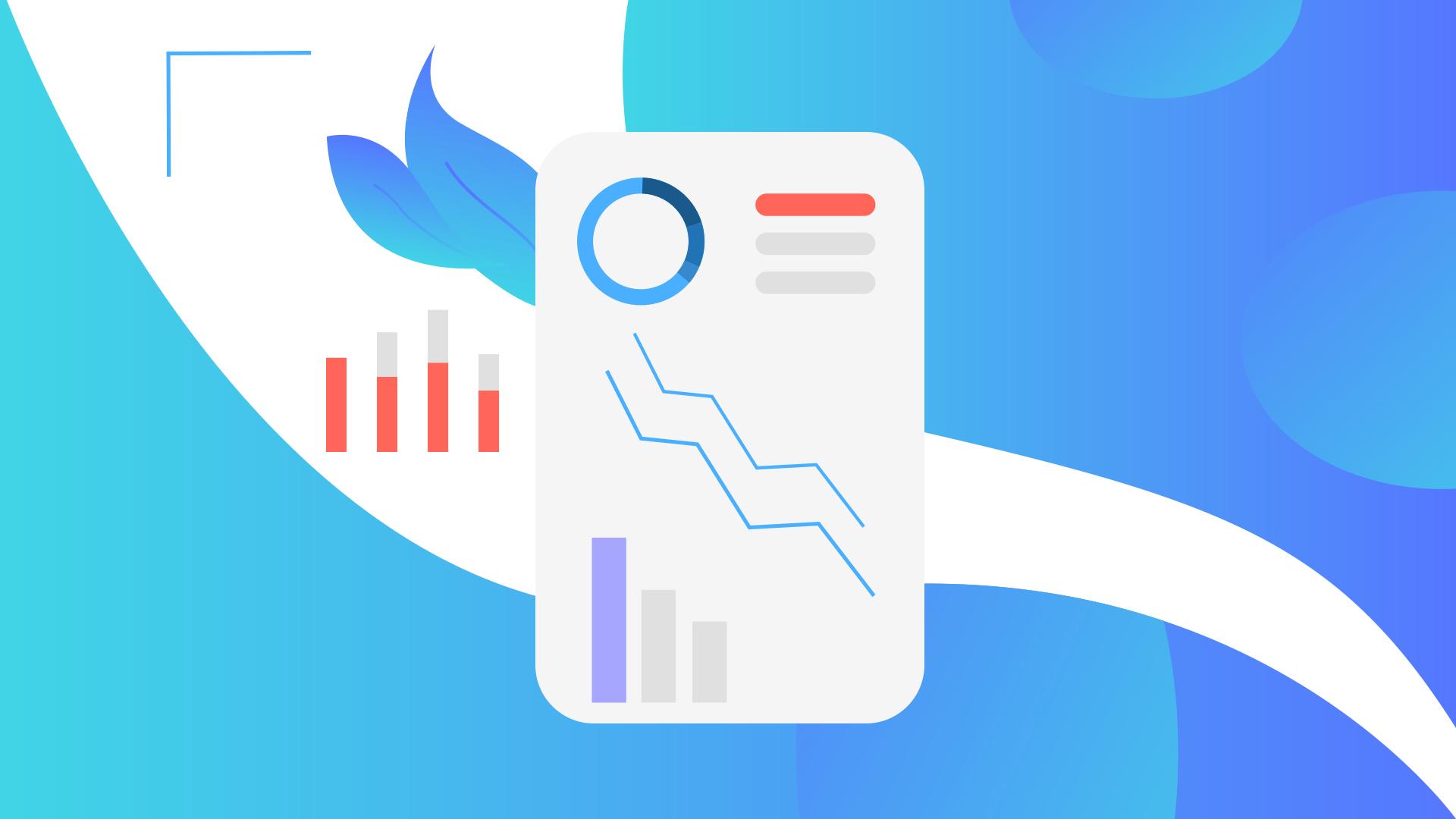 Mobile app analytics tools ensure key metrics data analysis and organization—general info gathering, info on marketing/promotion, monetization data, etc.