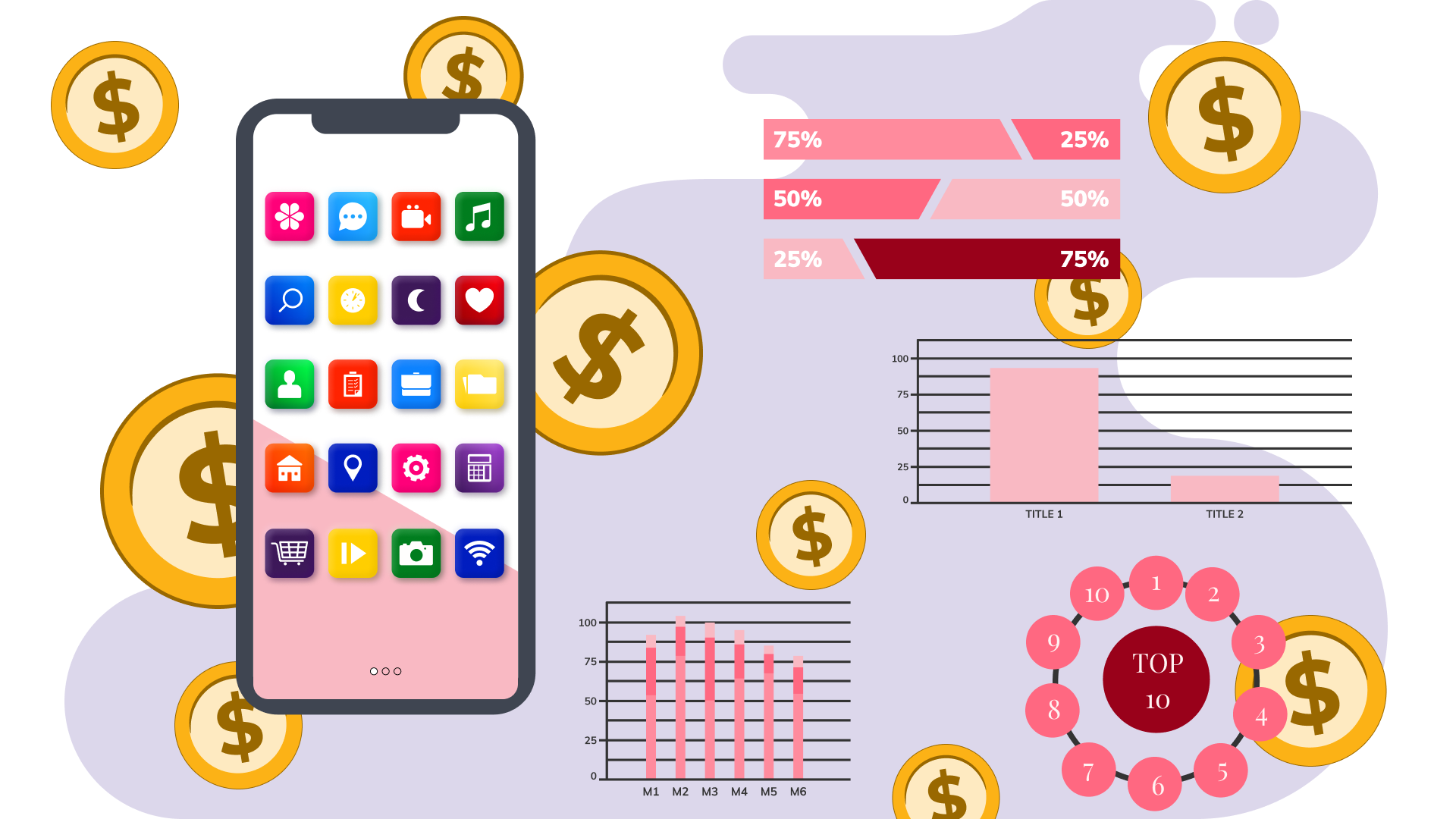 Top 10 Mobile App Monetization Trends