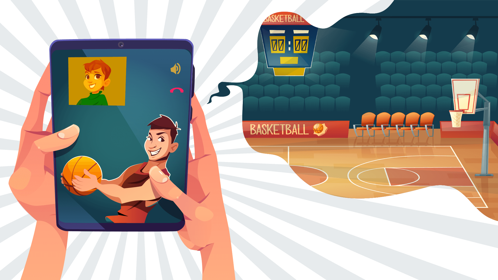 Sports apps for kids give an opportunity to focus their energy in a proper manner.