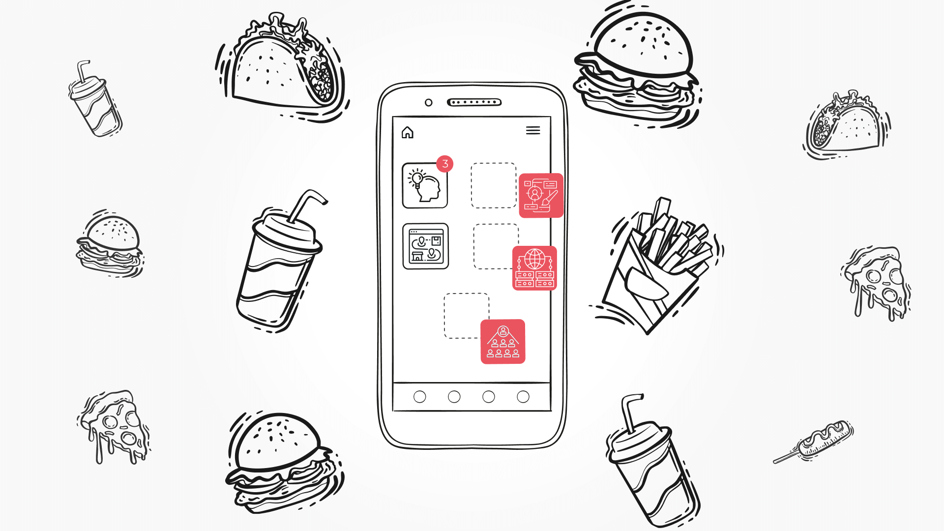 Important issues to pay attention to while on-demand food delivery app development.
