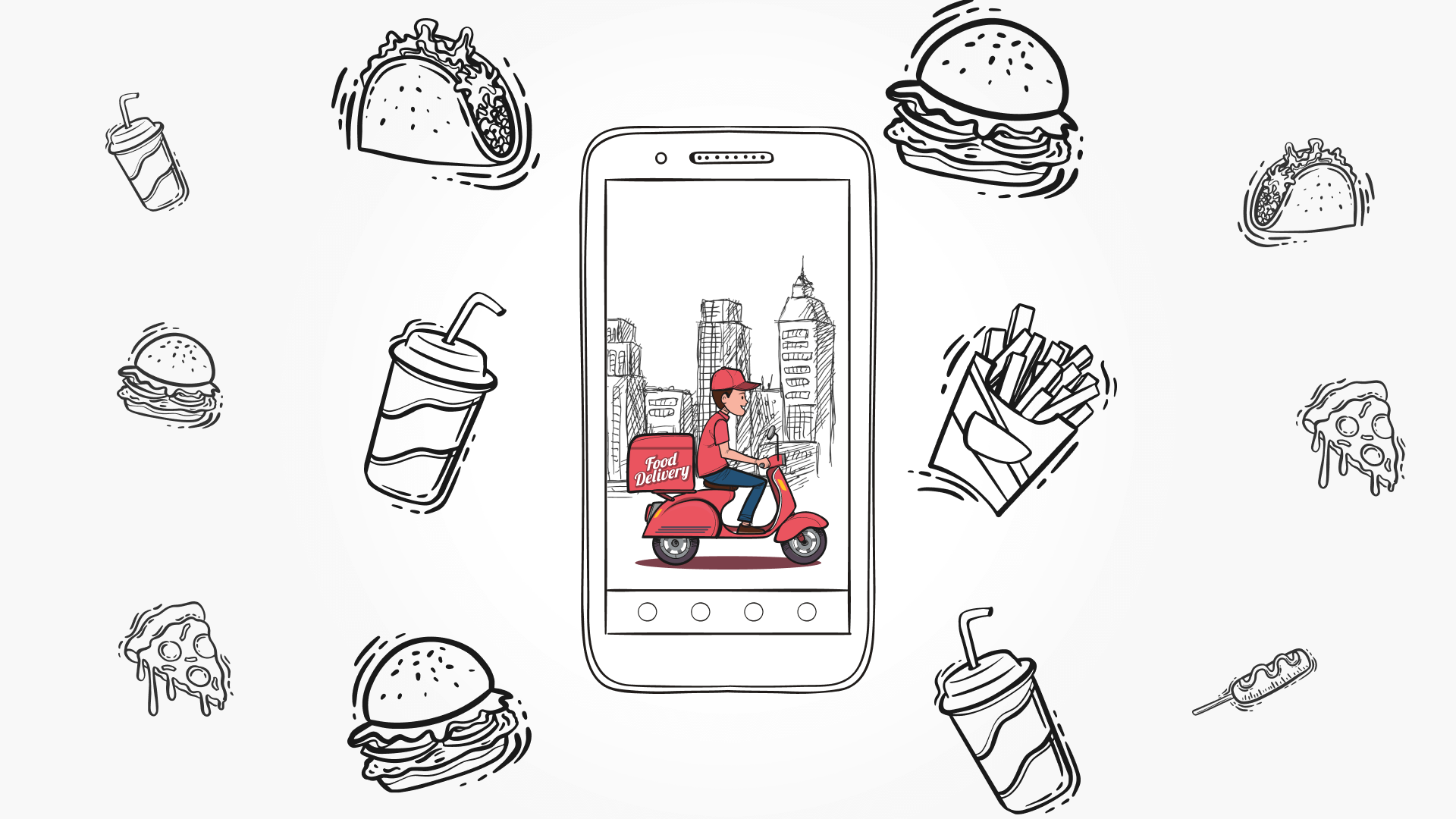 10-Minute Guide to On-Demand Food Delivery App Development