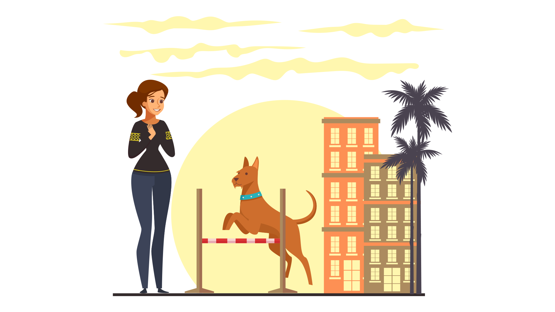 Core niche KPIs to consider before creating a dog walking business app.