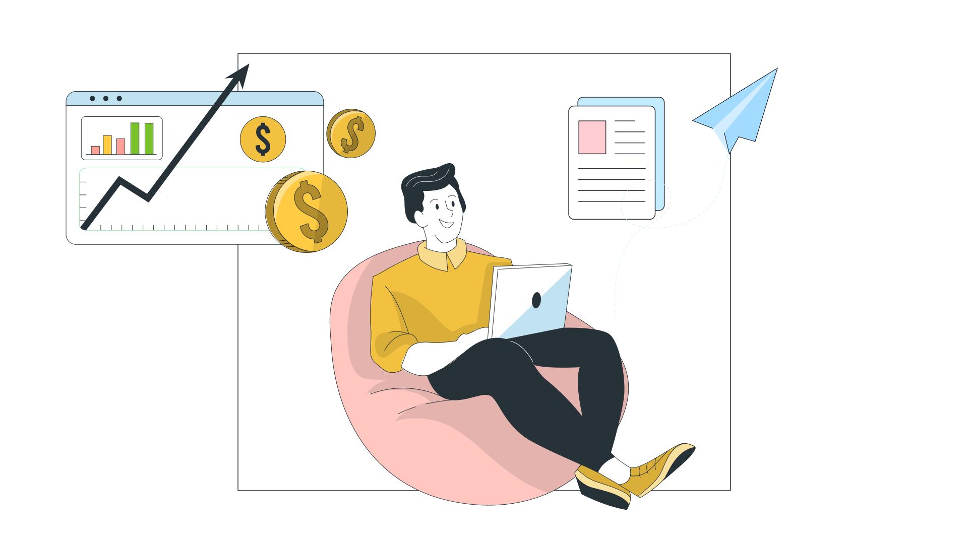 Basic monetization strategies to make your CRM recruitment system profitable.