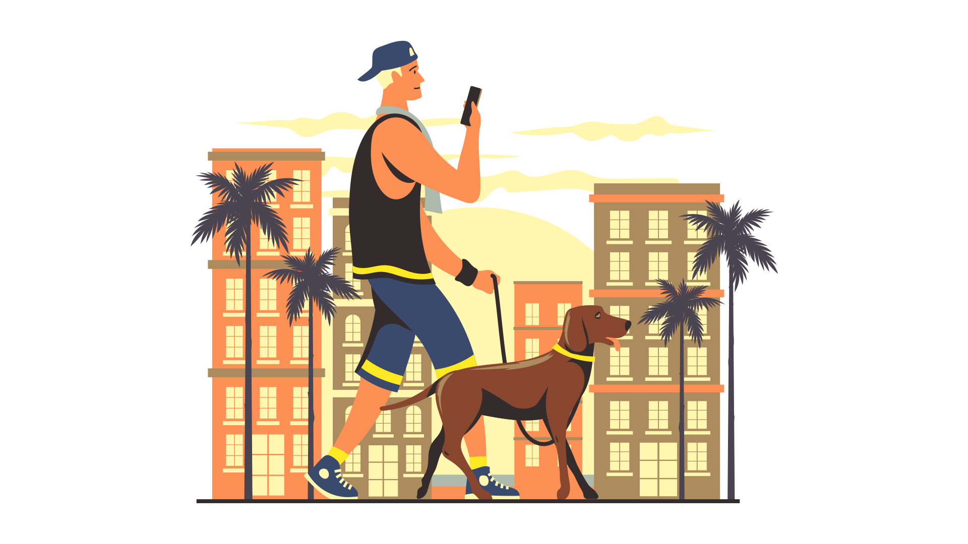 How to Develop an On Demand Dog Walking Service