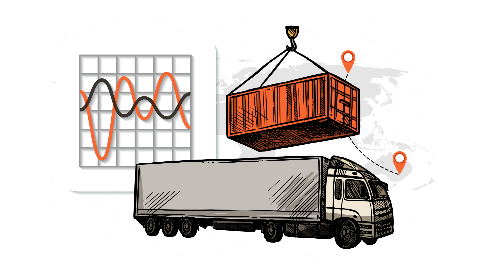 Dominant container management market trends and key players.