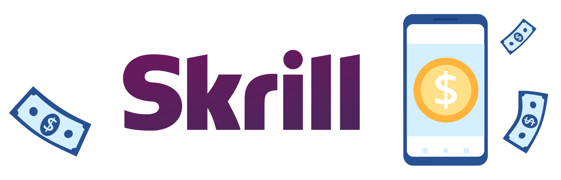 Skrill is advantageous for performing cryptocurrency transactions.