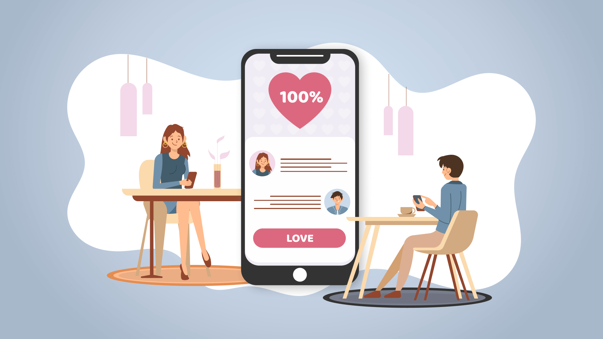 Nice to Match You: An Ultimate Guide to a Dating Platform Development