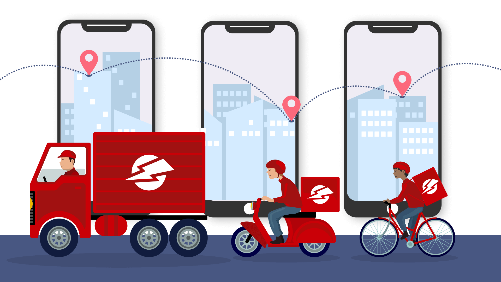 How Your Company Can Solve Delivery Challenges by Adopting Last Mile Transportation Software