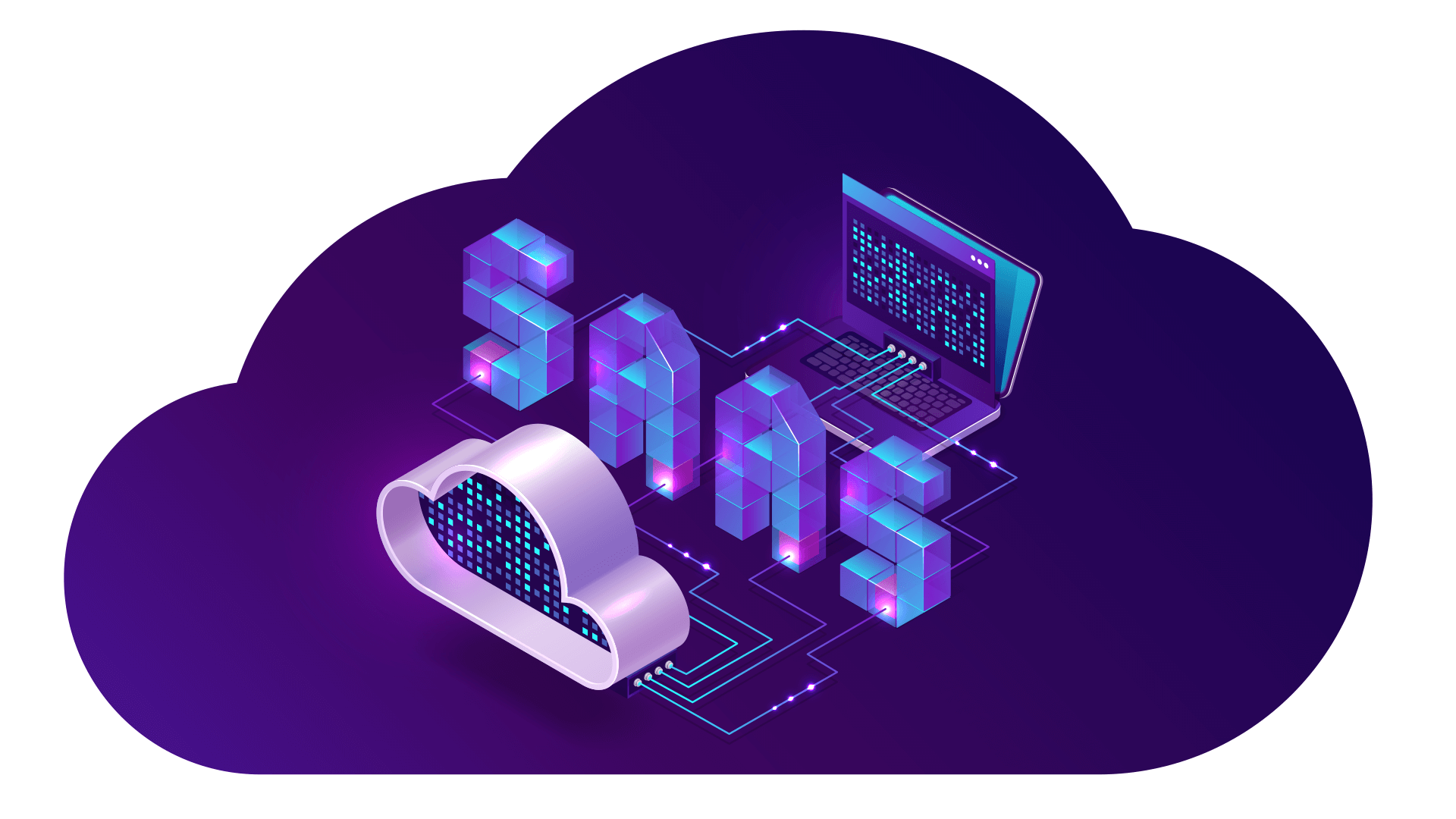 SaaS Platform from Top to Bottom