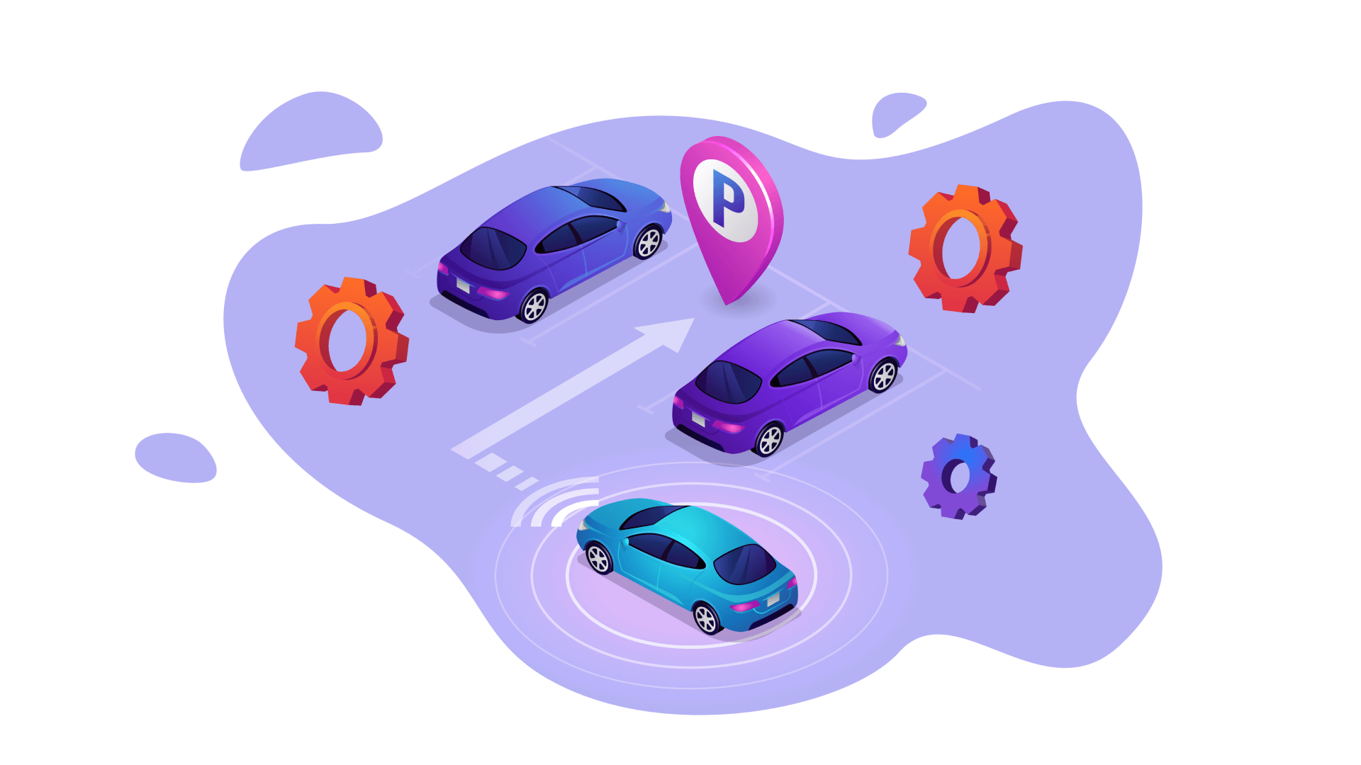 Let's figure out what kind of problem your parking app can solve.