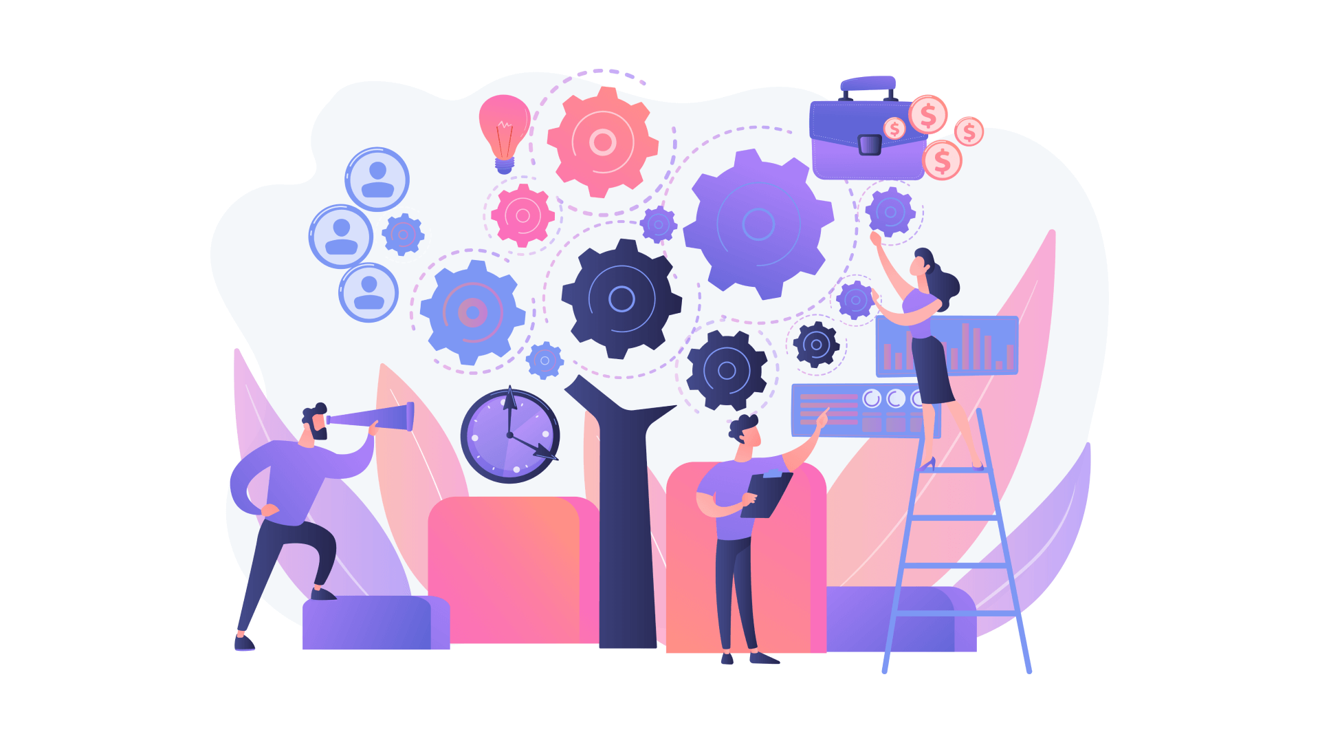How can you increase productivity with proper EAs? Let us share the tips and tricks for successful enterprise software development tested by time.
