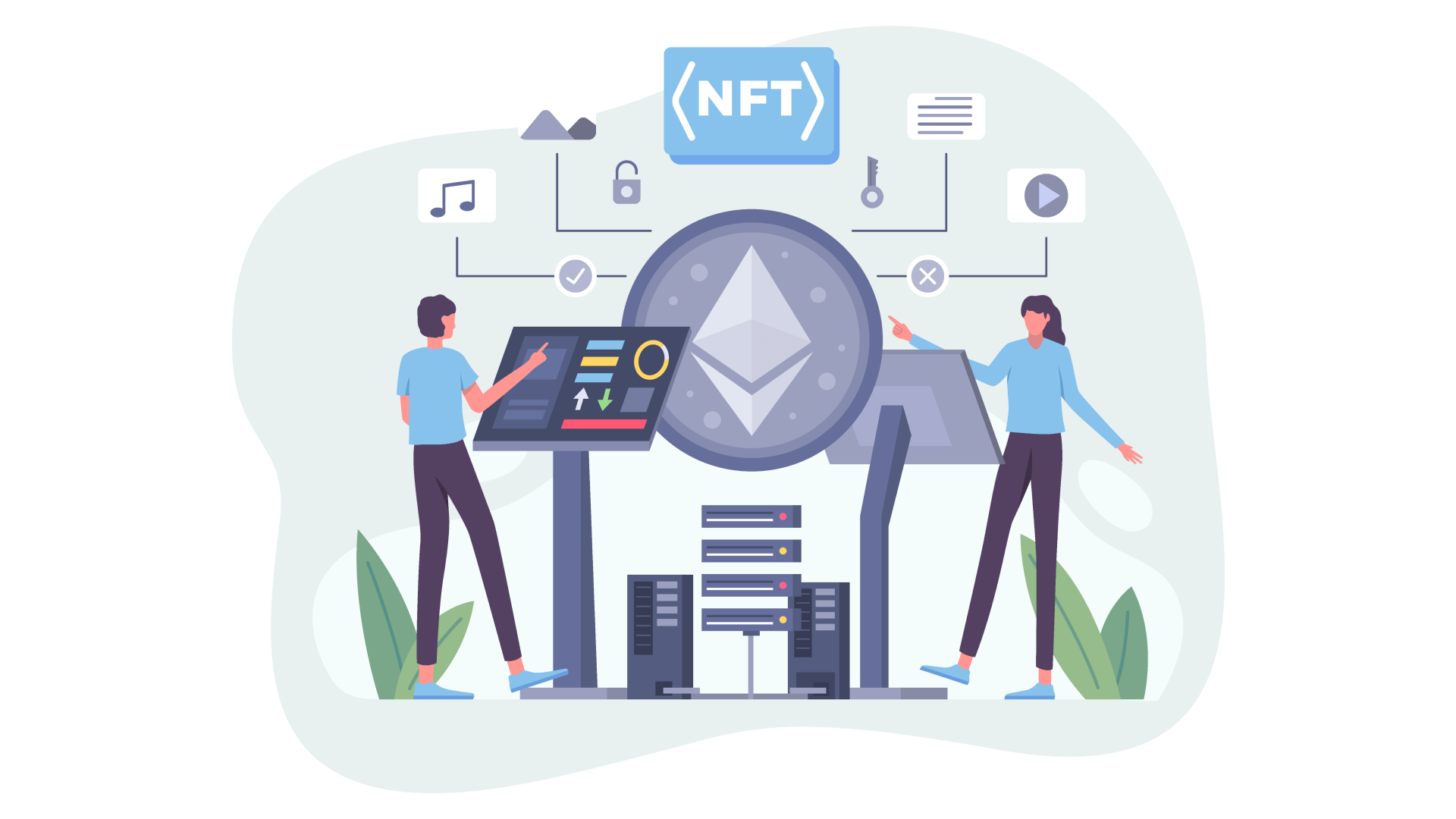 An Ultimate Guide to NFT Marketplace Development