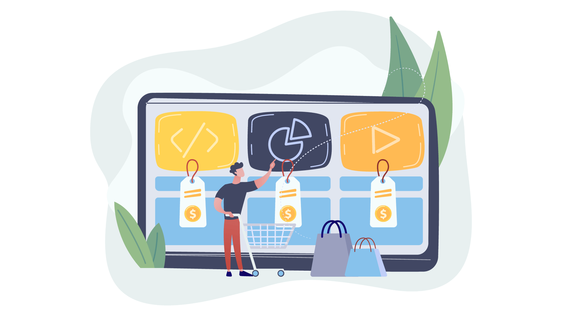 Core features of NFT marketplace: things that make this type of online platform extraordinary and attractive for both buyers and sellers.