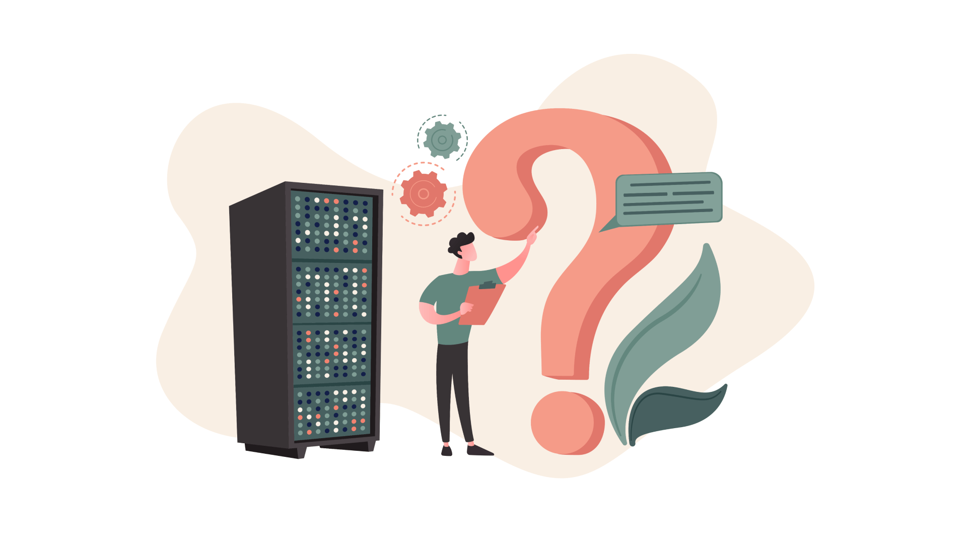 Defining a legacy internal system. What are its main characteristics and what makes it outdated?