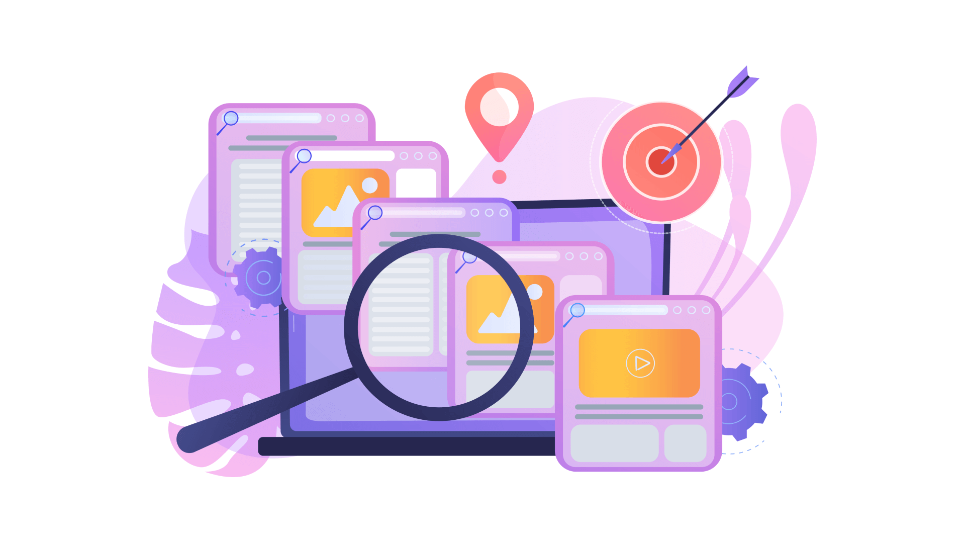 Location-based apps help businesses keep in touch with users at any time.