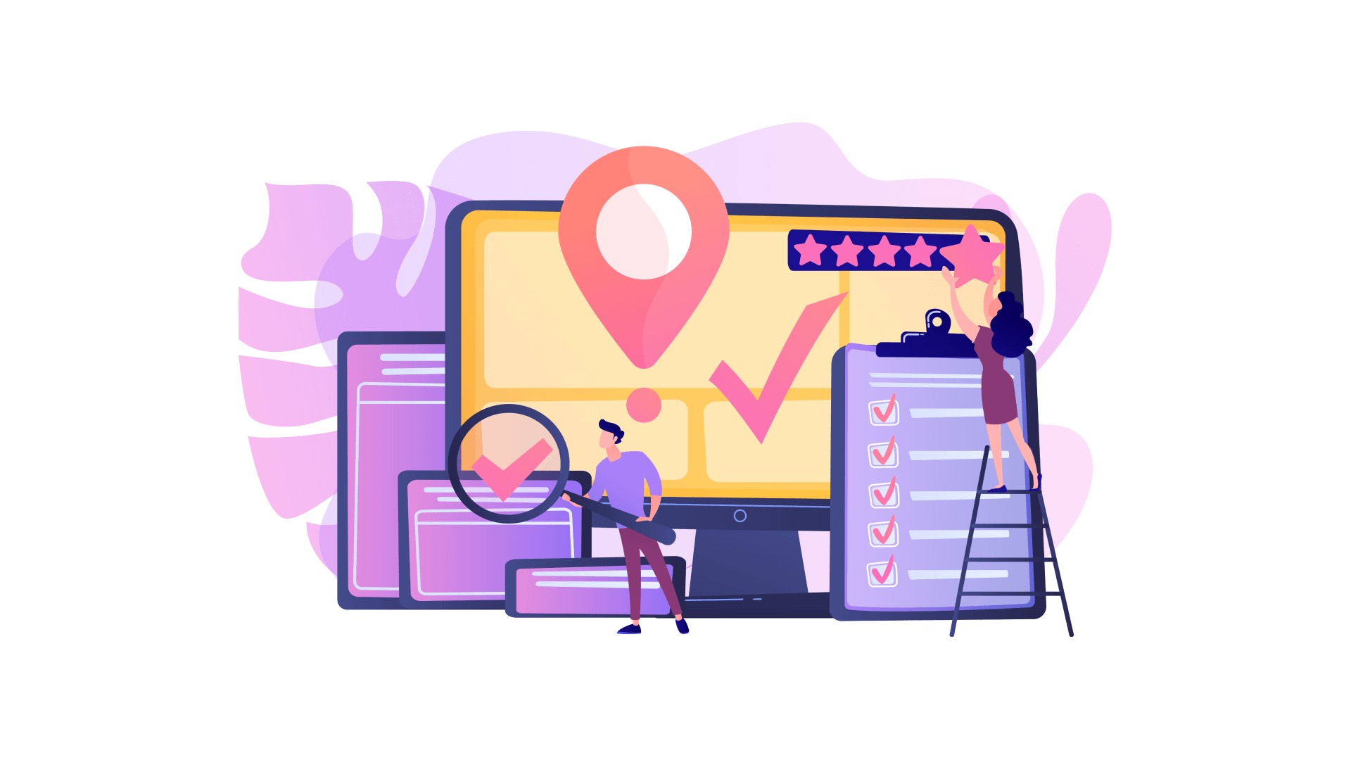 Steps to build a geolocation app: start with planning, research the market, and find a trusted software development partner.