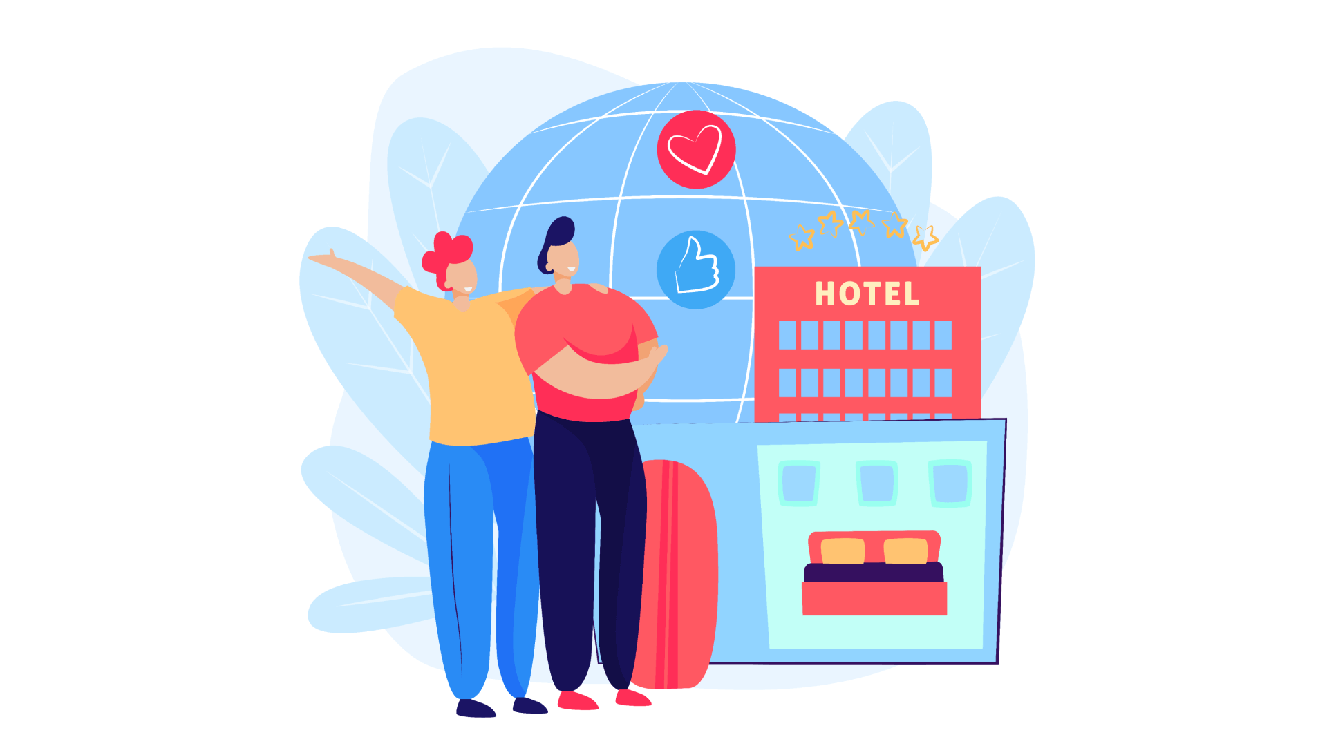 How comes that the hospitality market digitalization is at the peak of its development? Learn below.