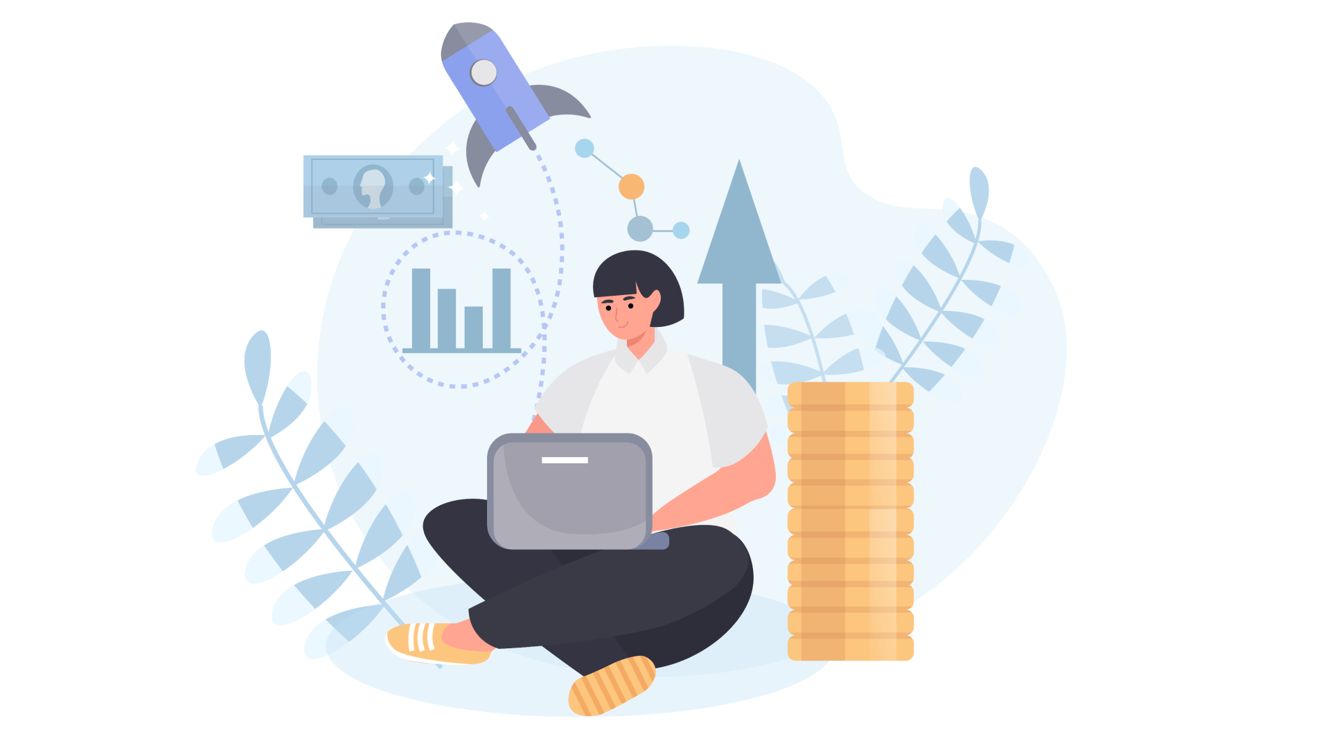 What advantages DeFi brings to small and mid-sized enterprises.