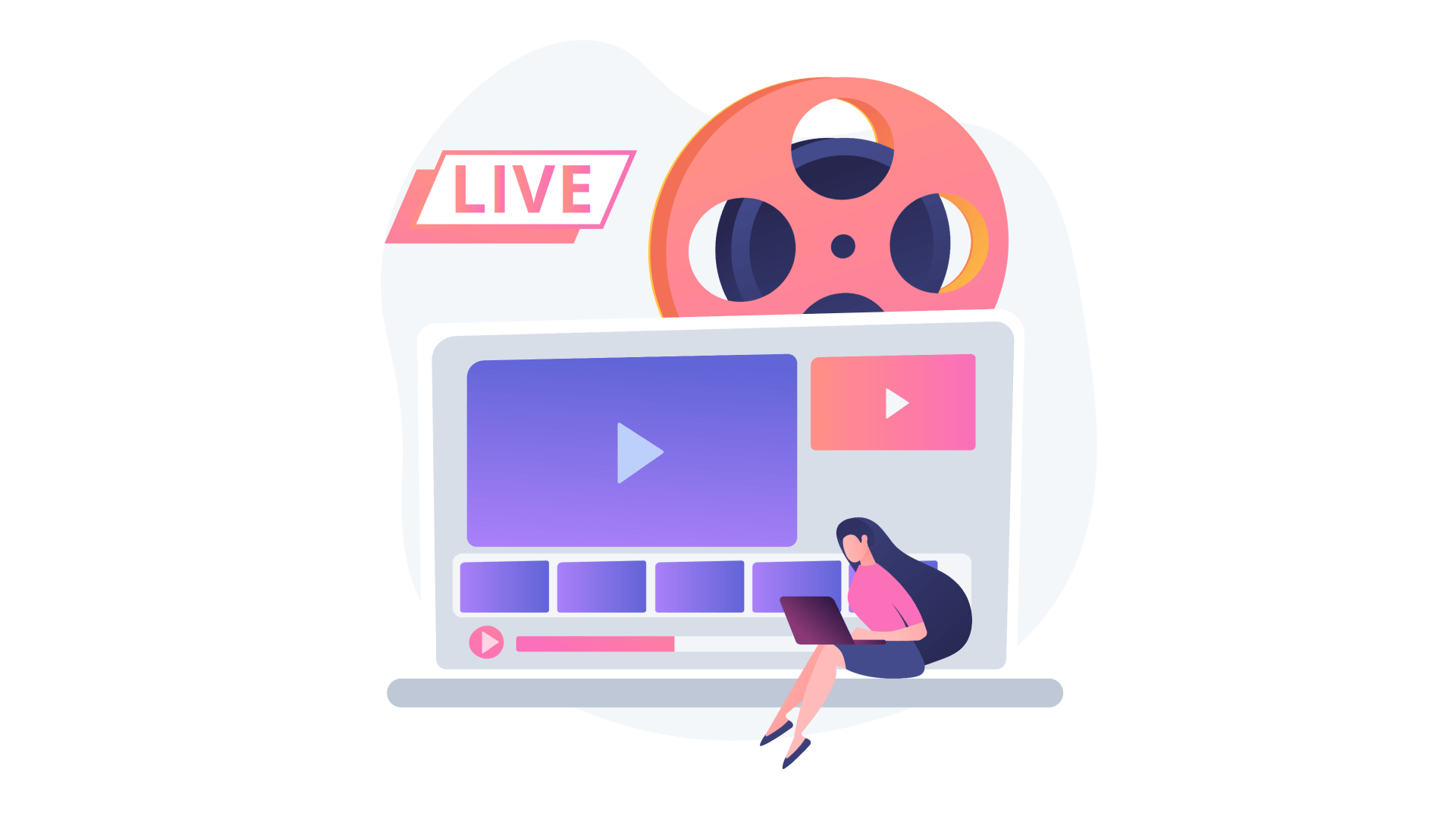 Innovative idea and the right team is what live video streaming app development lifecycle depends on.