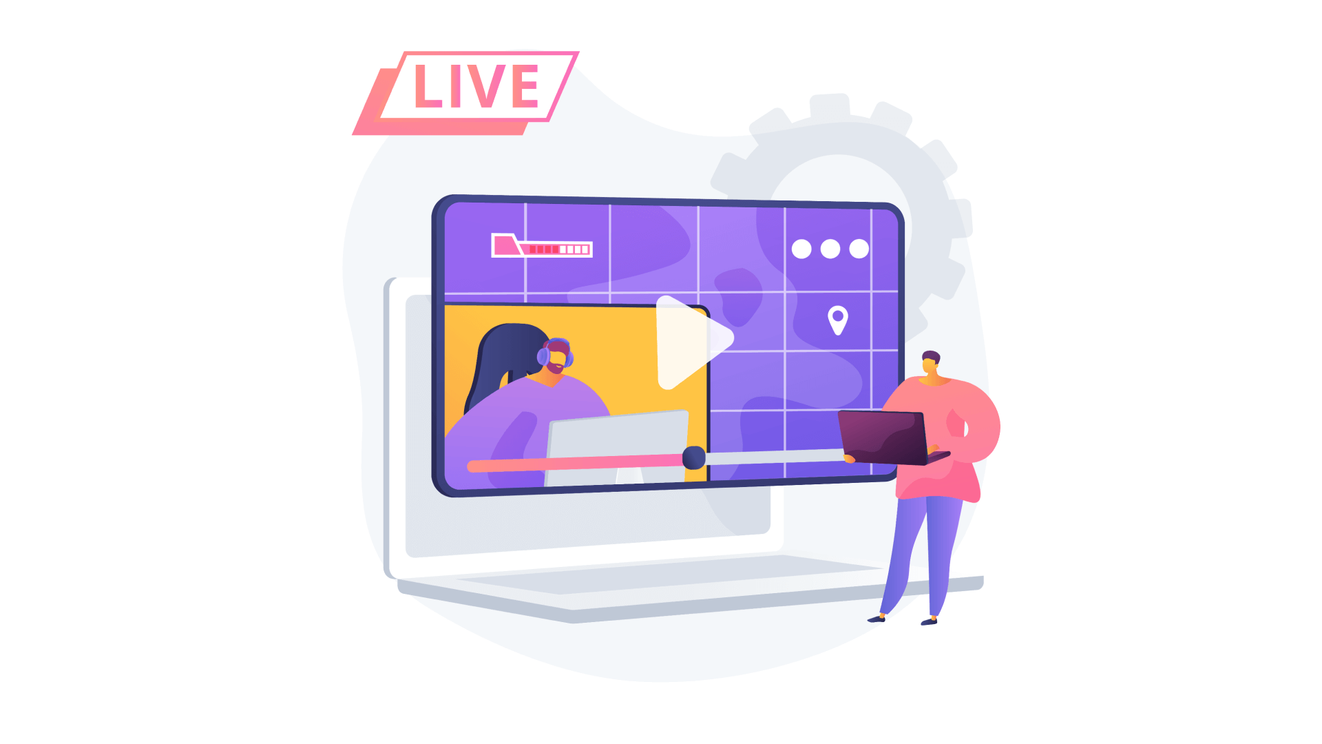 Live streaming is a promising niche with dozens of investors looking to finance promising projects.