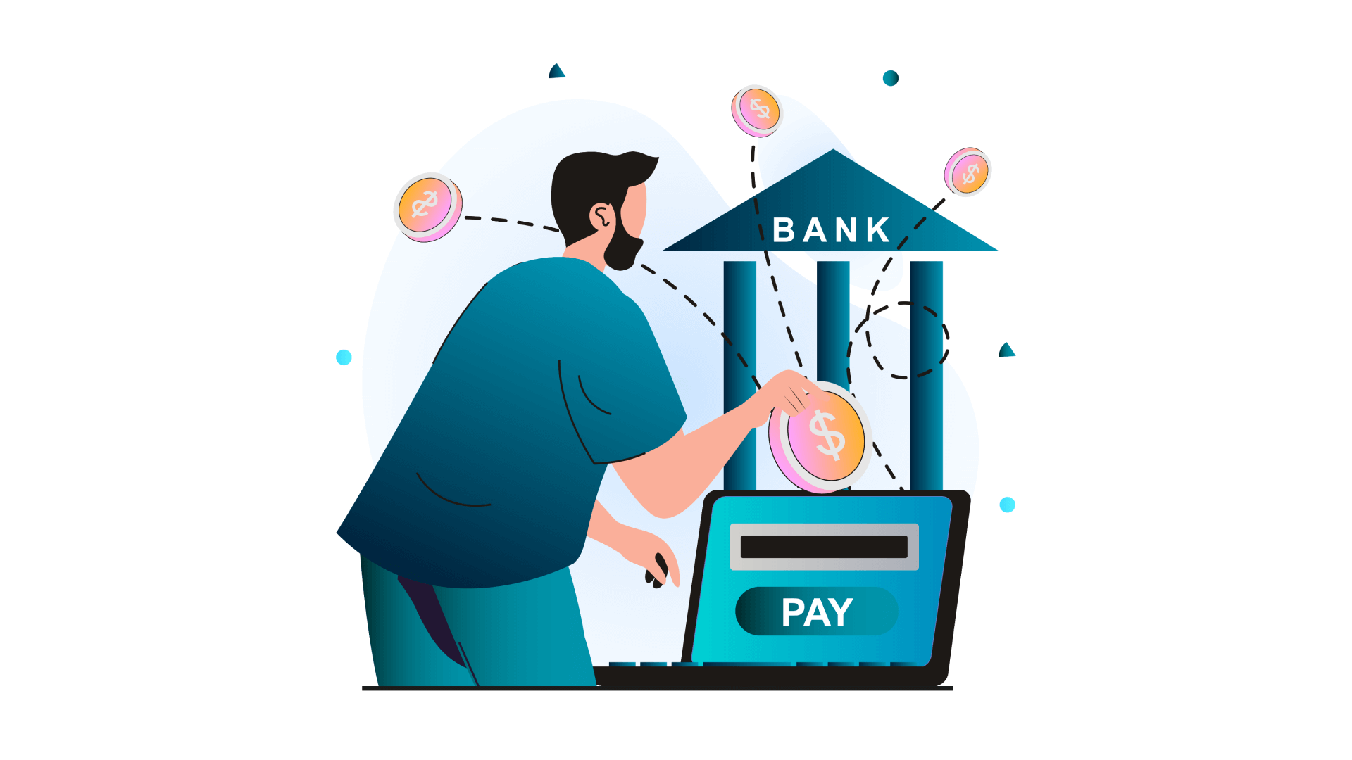 Study legal and security aspects that you should remember before you ever develop a payment gateway.